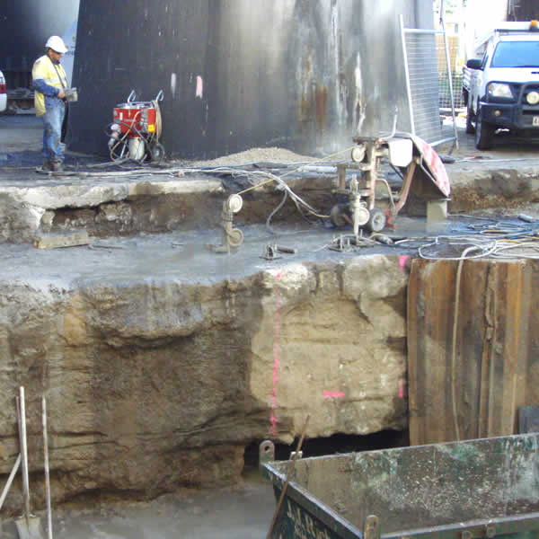 Projects – NQ Concrete Sawing & Drilling